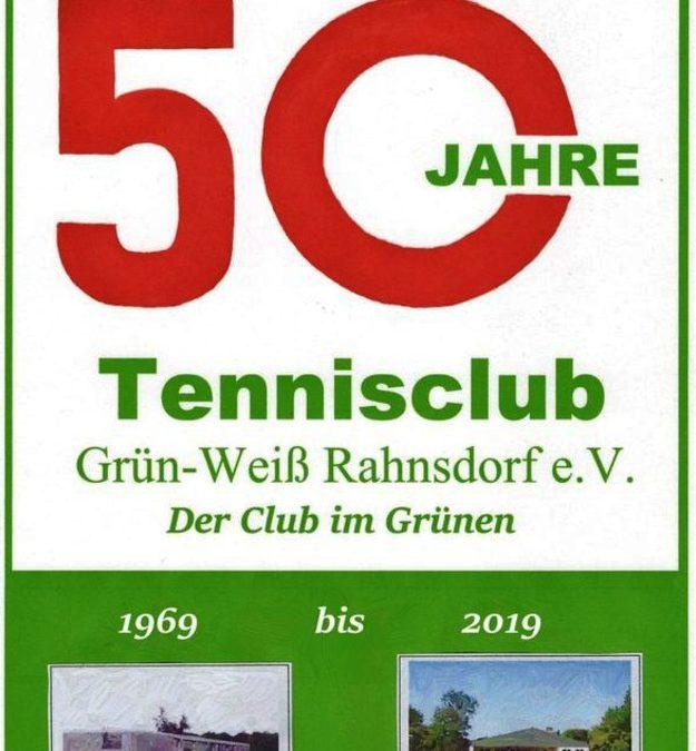 2019-08 Jubiläum 50 Jahre Tennisclub Rahnsdorf