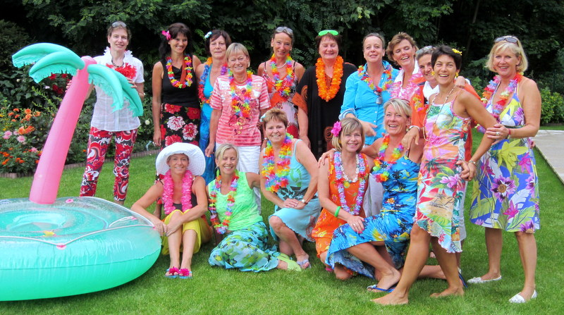 2013-08 Pool-Sommerparty